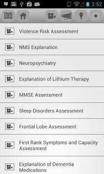 Mastering Psychiatry apk screenshot