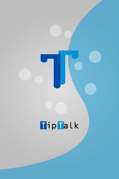 TipTalk poster