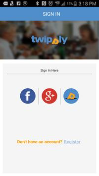 Twipply poster
