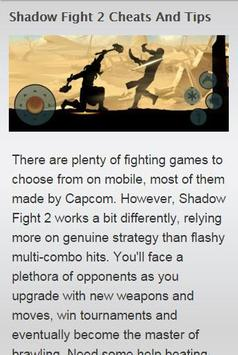 Guide Shadow Fight 2 Strategy apk screenshot