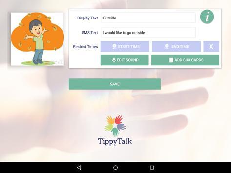 TippyTalk apk screenshot