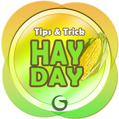 Tips Guide Hay Day icon