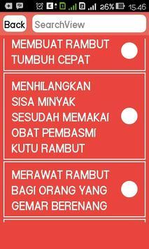 TIPS CANTIK & FASHION WANITA apk screenshot
