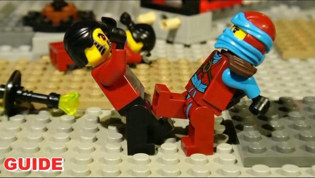 Guide Lego Ninja poster
