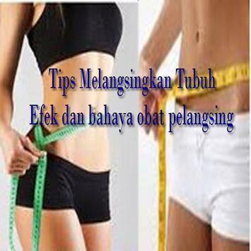 Tips Tubuh Langsing poster