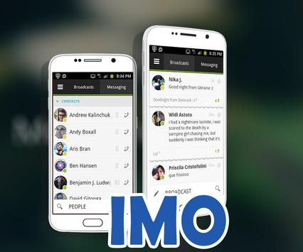 Guide Tips For IMO apk screenshot
