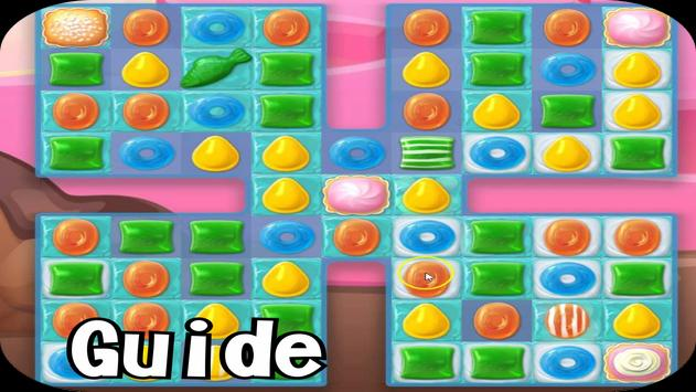 Guides Candy Crush Jelly poster