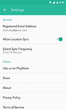 Caller Location apk screenshot