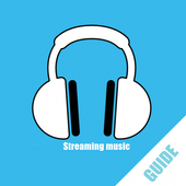 Streaming music Free Guide icon