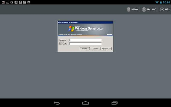 Titania Touch apk screenshot
