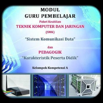 Modul GP TKJ KK-A poster