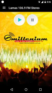 Millenium Radio TV poster