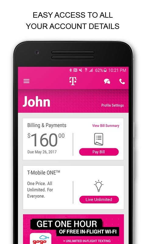 t mobile apps download