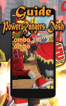 Guide for Power Rangers Dash apk screenshot