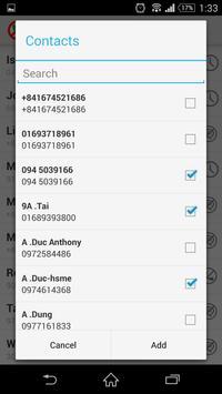 Simple Call Blocker apk screenshot