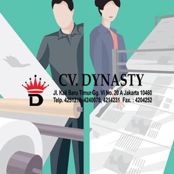 Percetakan Dynasty apk screenshot