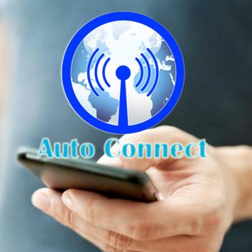 Wi-Fi Auto-connect free poster