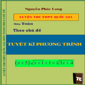 Luyện thi THPT Quốc Gia toán icon