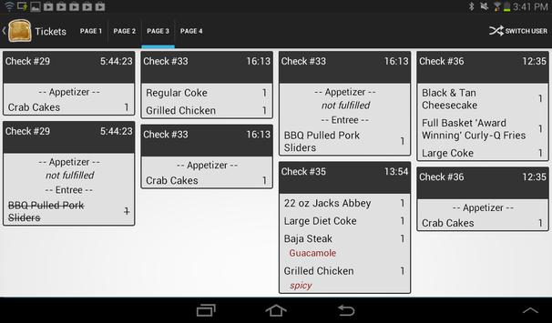 Toast All-in-One POS apk screenshot