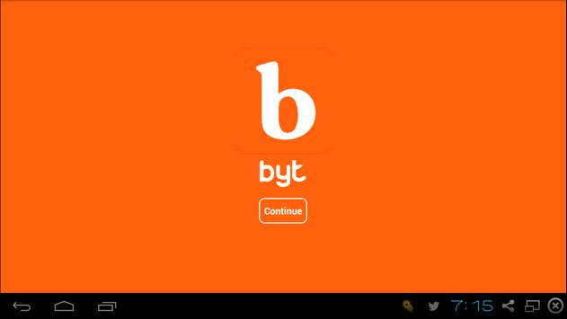 Byt Beta apk screenshot