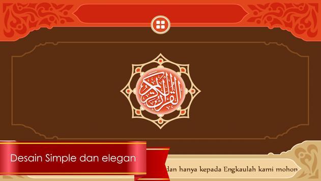 MyQuran Al Quran Indonesia poster