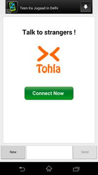 Tohla - Talk to Strangers poster