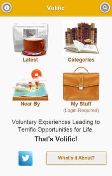 Volific poster
