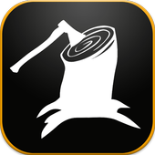 Wood Home Depot icon