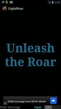 Digital Roar poster