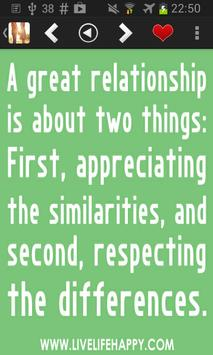 Relationship Quotes Wallpaper poster