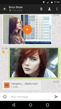Mandarin IM apk screenshot