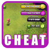New cheat for Clash of Clans icon