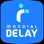 Mondial Delay icon