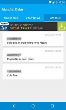 Mondial Delay apk screenshot