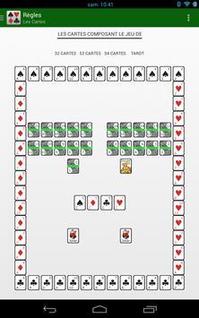 Guide de Jeux de Cartes apk screenshot