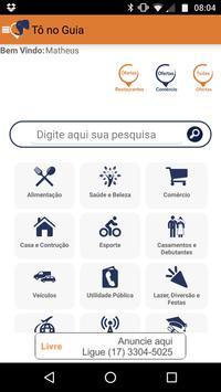 Tô no Guia Rio Preto apk screenshot
