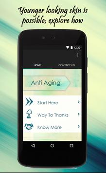 Anti Aging Tips poster