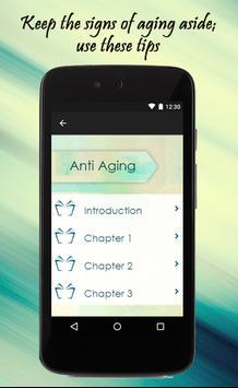 Anti Aging Tips apk screenshot