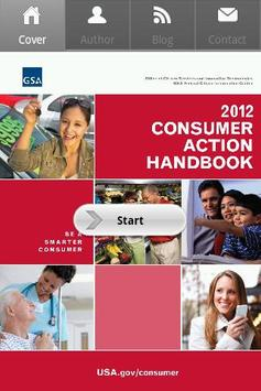 2012 Consumer Action Handbook poster