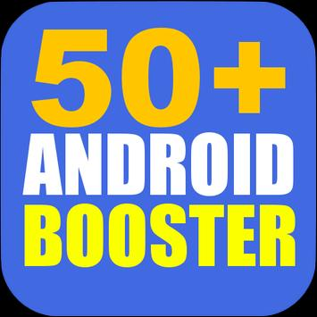 50+ Android Booster apk screenshot