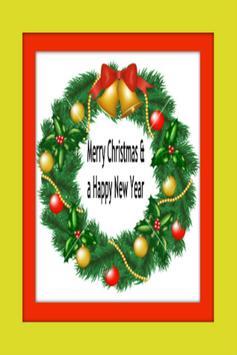 Glory Christmas Greetings poster