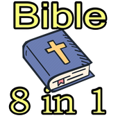 Bible: 8 in 1 icon