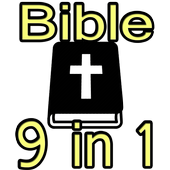 Bible: 9 in 1 icon
