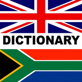 Afrikaans-English: Dictionary icon
