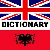 Albanian-English: Dictionary icon