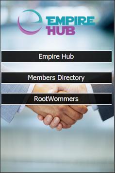 Empire Hub Rootwommers apk screenshot
