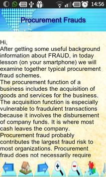 Fraud Detection Tips & Tricks apk screenshot