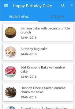 HowTo Make Happy Birthday Cake poster