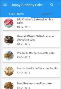 HowTo Make Happy Birthday Cake apk screenshot