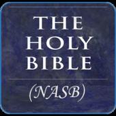 Holy Bible NASB icon